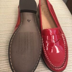 3a6fceed9a1 Jack Rogers Shoes - Jack Rogers New in box red Quinn loafers